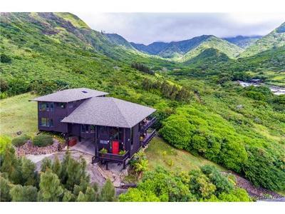 Honolulu County Single Family Home For Sale: 1018 Hao Street #1016B