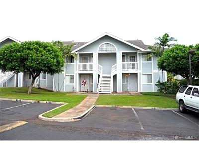 Waipahu Condo/Townhouse In Escrow Showing