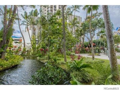 Hawaii County, Honolulu County Condo/Townhouse For Sale: 300 Wai Nani Way #2301