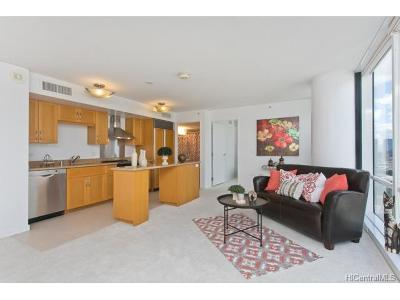 Condo/Townhouse For Sale: 1296 Kapiolani Boulevard #2901