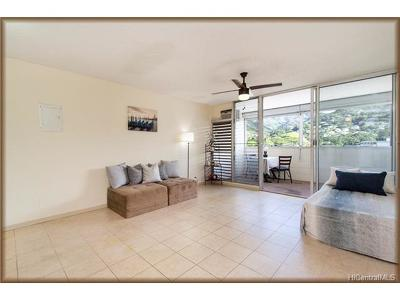 Honolulu Condo/Townhouse For Sale: 1718 Anapuni Street #703