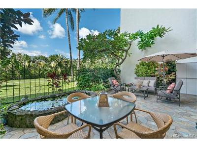 Honolulu County Condo/Townhouse For Sale: 500 Lunalilo Home Road #21L