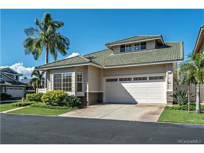 Ewa Beach Single Family Home For Sale: 91-229 Lukini Place #19