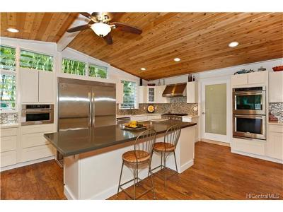 Multi Family Home For Sale: 885 Akiu Place