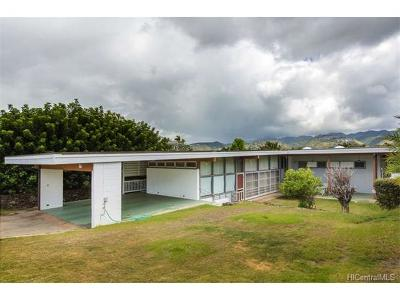 Single Family Home In Escrow Showing: 4335 Papu Circle