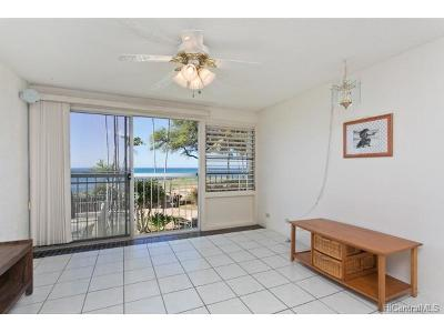 Waianae Condo/Townhouse For Sale: 85-175 Farrington Highway #A222