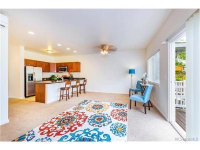 Waianae Condo/Townhouse For Sale: 87-176 Maipalaoa Road #52