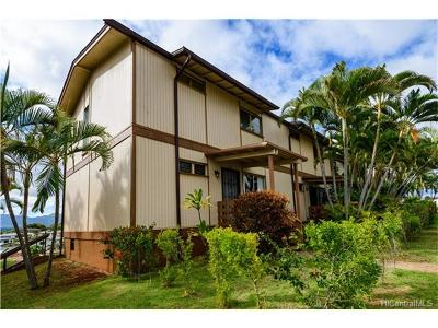 Pearl City Condo/Townhouse For Sale: 98-524a Kamahao Place #50