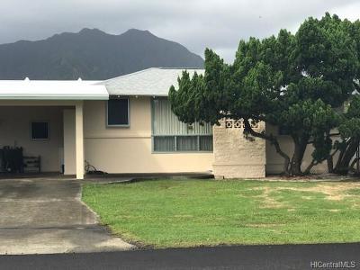 Kaneohe Rental For Rent: 45-726 Puohala Street