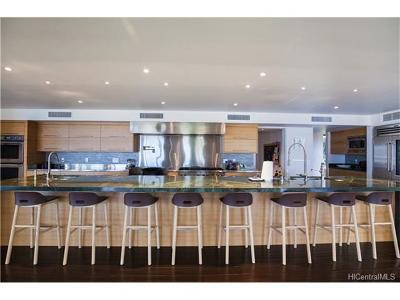 Honolulu Single Family Home For Sale: 2549 Tantalus Drive