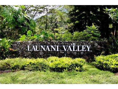 Mililani Condo/Townhouse For Sale: 95-510 Wikao Street #L104