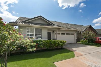 Ewa Beach Single Family Home For Sale: 91-235 Lukini Place #24