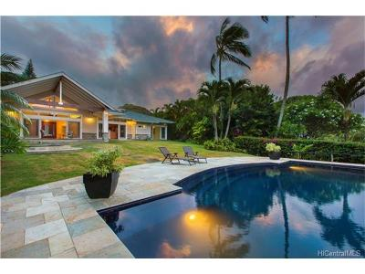 Kaneohe Rental For Rent: 44-381 Kaneohe Bay Drive