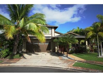 Ewa Beach Single Family Home For Sale: 91-219 Kuanoo Place