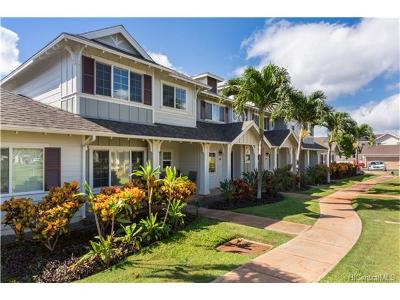 Ewa Beach Condo/Townhouse For Sale: 91-2038 Kaioli Street #6302