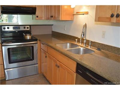 Kaneohe Condo/Townhouse In Escrow Showing