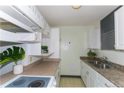 Honolulu Condo/Townhouse For Sale: 1215 Alexander Street #203