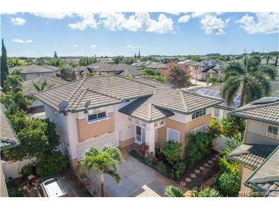 kapolei Single Family Home For Sale: 91-1033 Wahinoho Street