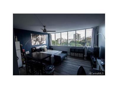 Honolulu Condo/Townhouse For Sale: 1550 Wilder Avenue #A811