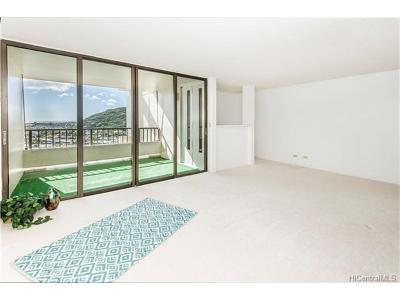 Condo/Townhouse For Sale: 6710 Hawaii Kai Drive #1214