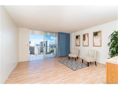 Honolulu Single Family Home For Sale: 670 Prospect Street #706