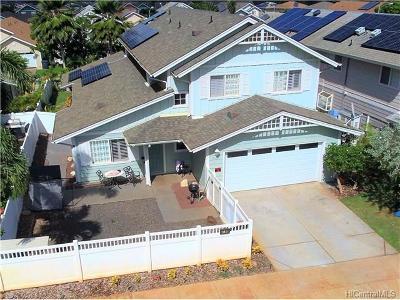 Waianae Single Family Home For Sale: 87-1018 Ahekai Street