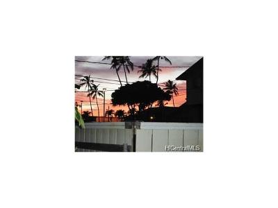 Waianae Single Family Home For Sale: 85-039 Army Street