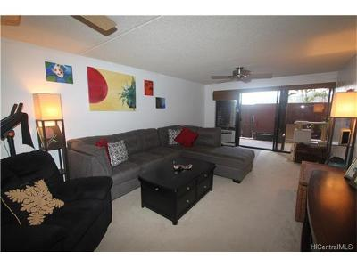 Kaneohe Condo/Townhouse In Escrow Showing: 46-001 Puulena Street #B7