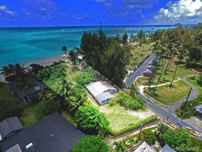 Kailua Single Family Home For Sale: 12 Kailua Road