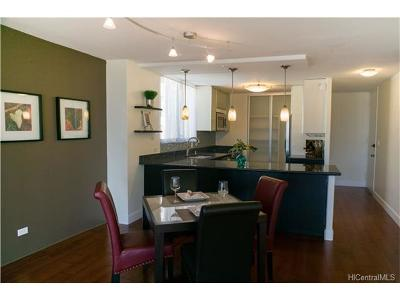 Honolulu Condo/Townhouse For Sale: 1515 Ward Avenue #401