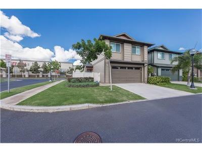 Ewa Beach Single Family Home For Sale: 91-1001 Keaunui Drive #339