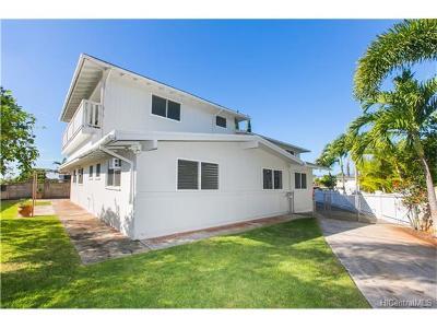 Single Family Home For Sale: 1571 Hoohana Place