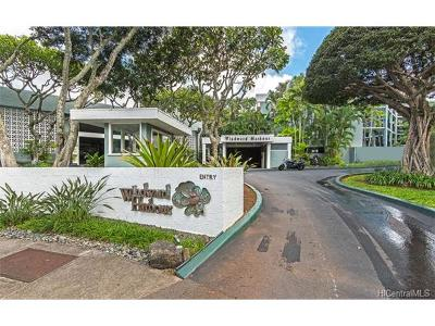 Kailua Condo/Townhouse For Sale: 1030 Aoloa Place #311B