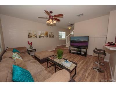 Ewa Beach Single Family Home For Sale: 91-2208 Kanela Street #T-82