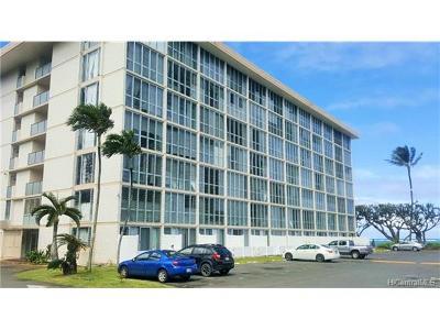 Hauula Condo/Townhouse For Sale: 53-549 Kamehameha Highway #217