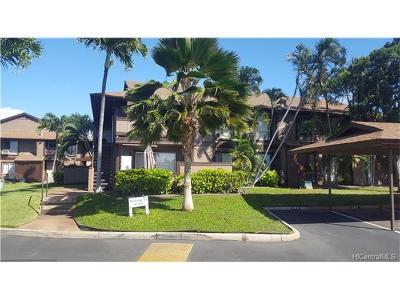 Ewa Beach Condo/Townhouse For Sale: 91-1169 Puamaeole Street #23T