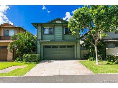 Ewa Beach HI Single Family Home For Sale: $635,000