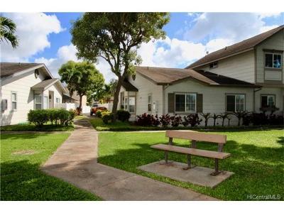 Ewa Beach Condo/Townhouse For Sale: 91-6540 Kapolei Parkway #30
