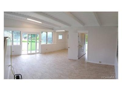 Kaneohe Rental For Rent: 47-403 Mapumapu Road
