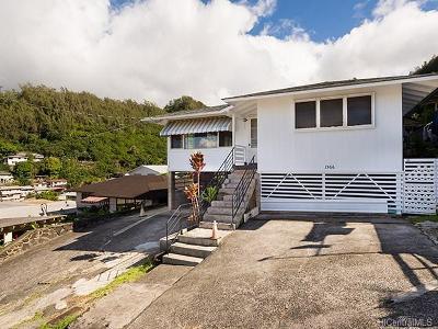 Honolulu Single Family Home For Sale: 1566 Moani Street