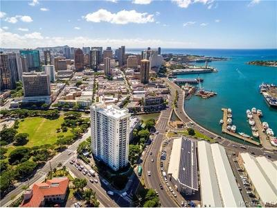 Honolulu Condo/Townhouse For Sale: 215 N King Street #2408