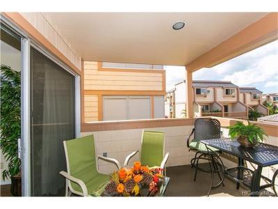 Aiea Condo/Townhouse For Sale: 98-943 Moanalua Road #1601