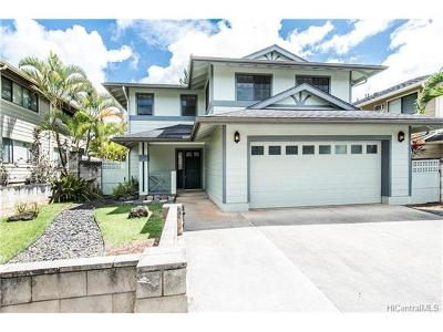 Mililani Single Family Home For Sale: 95-1067 Pikokea Street #14