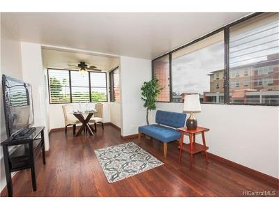 Pearl City Condo/Townhouse In Escrow Showing: 1111 Acacia Road #330