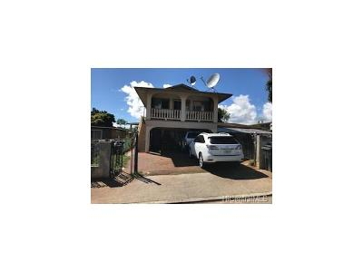 Waipahu Single Family Home For Sale: 94-877 Lumiiki Street