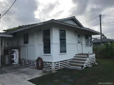 Kailua Single Family Home For Sale: 169 Kihapai Street