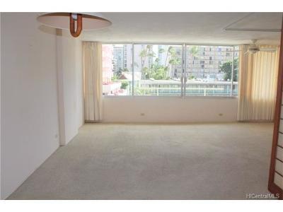 Honolulu Condo/Townhouse For Sale: 435 Seaside Avenue #305