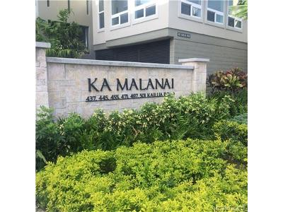 Kailua Rental For Rent: 501 Kailua Road #1204