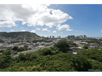 Honolulu Condo/Townhouse For Sale: 55 S Judd Street #1303