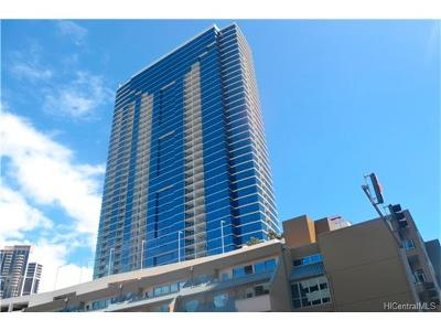 Condo/Townhouse For Sale: 555 South Street #2706